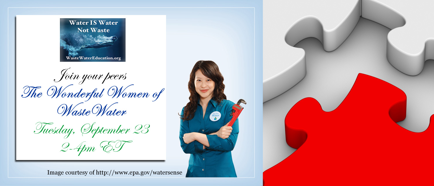 Wonderful Women of Wastewater