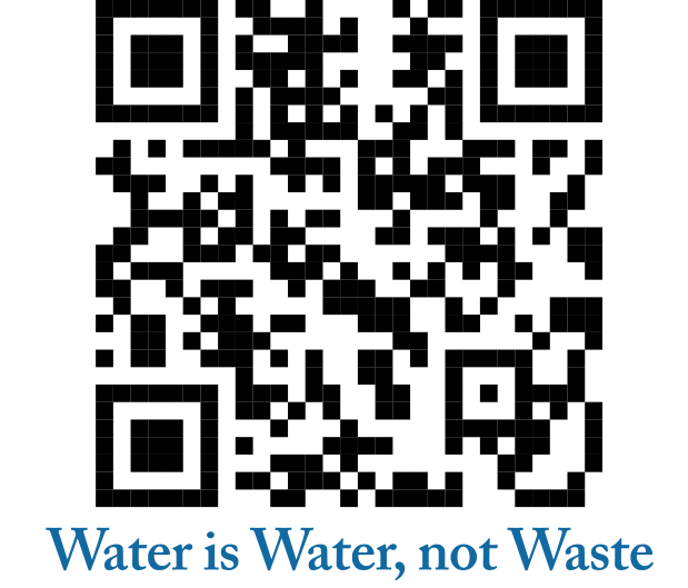 2016 WasteWater Education QR code logo
