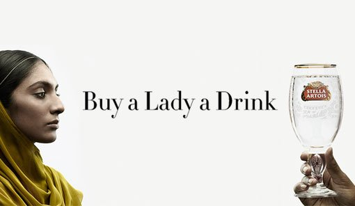 Buy A Lady A drink image