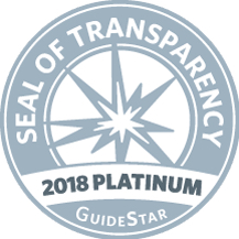 GuideStar Platinum Seal image