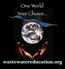 Wastewater Education logo